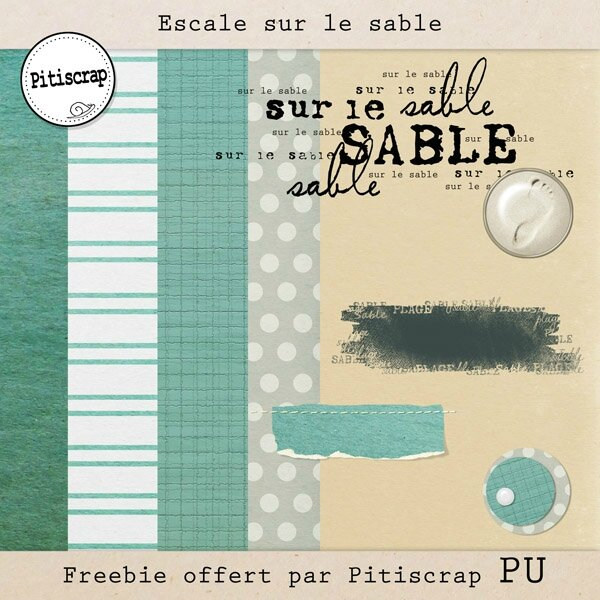 PBS-escale sur le sable-Pitiscrap-0preview