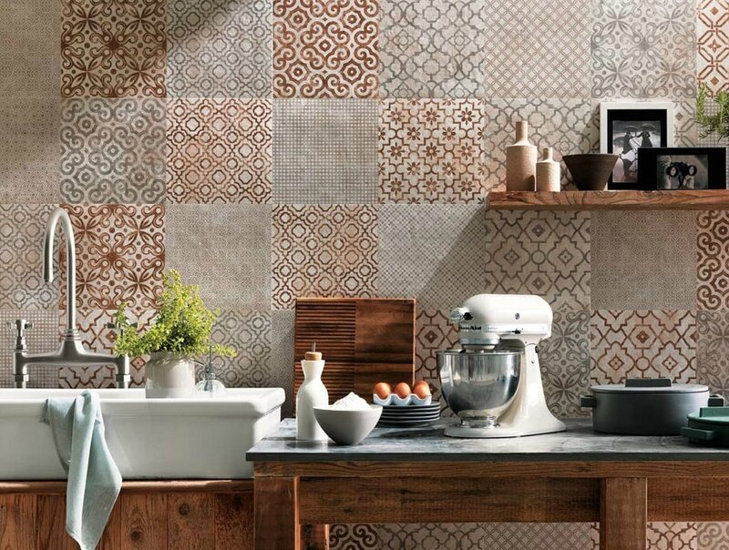 Tiled-kitchen-walls-ideas-and-trendy-colors