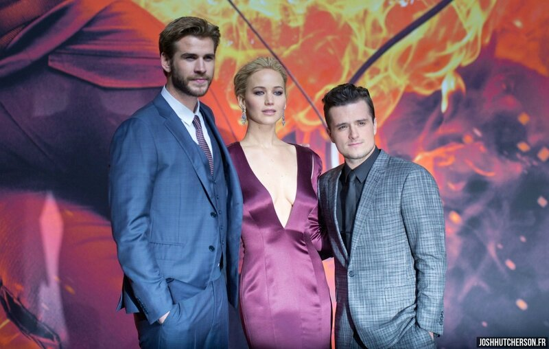 Hunger Games_Mockingjay Part 2 - Berlin Premiere 01