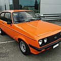 Ford escort mk2 rs 2000 1975-1980