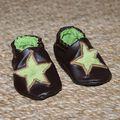 Petits chaussons pour petits petons !