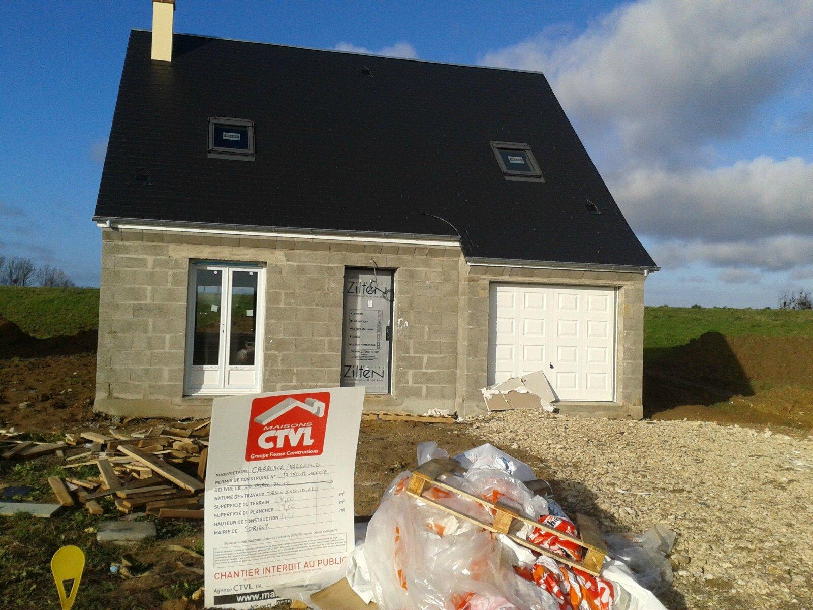 Le 17 d cembre 2012 hors d 39 air hors d 39 eau la for Prix construction maison hors d eau hors d air