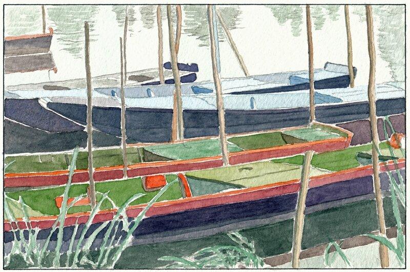 38 Morannes - Barques 1996 07 17