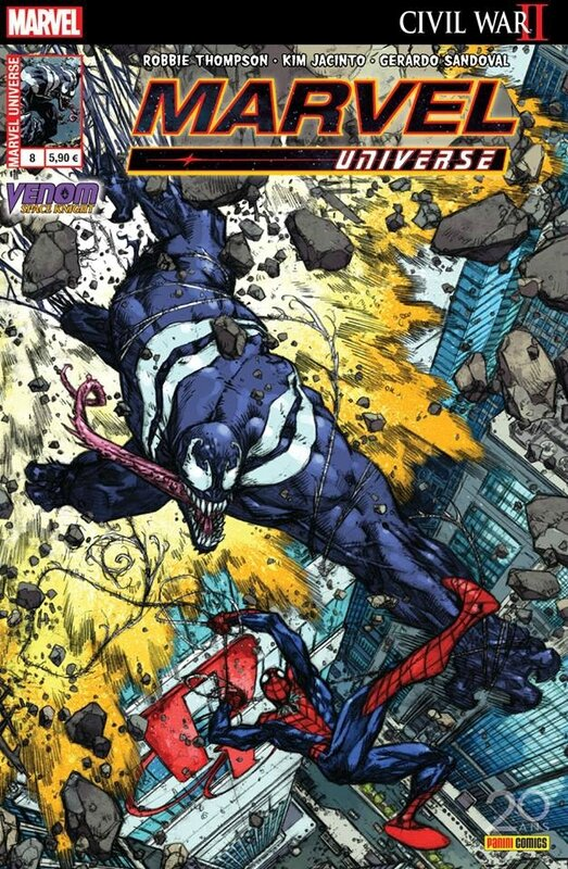 marvel universe V4 08 venom space knight 2