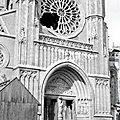 Ypres Cathedrale 1915