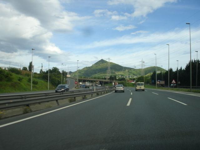 long drive to a coruna
