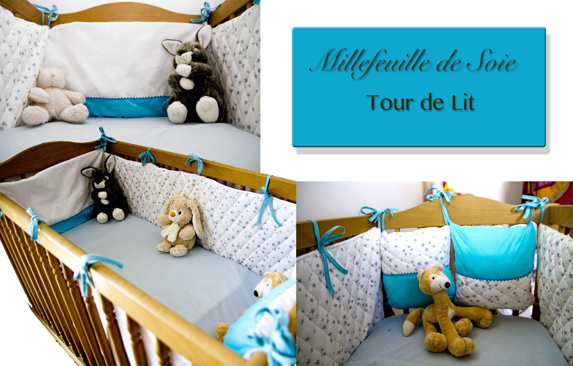 tour de lit pas comme les autres millefeuille de soie. Black Bedroom Furniture Sets. Home Design Ideas