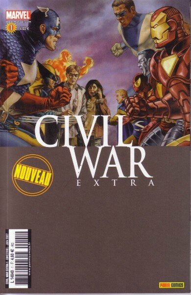 civil war extra 1