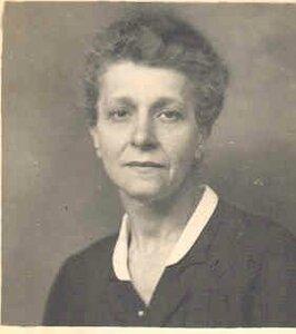 BERNARD Anne, Marie
