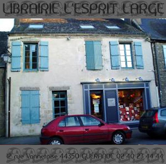 LIBRAIRIE L'ESPRIT LARGE 3