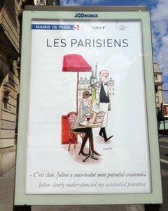 Les parsiens l'expo, Kanako, Paris, les bistrots 6