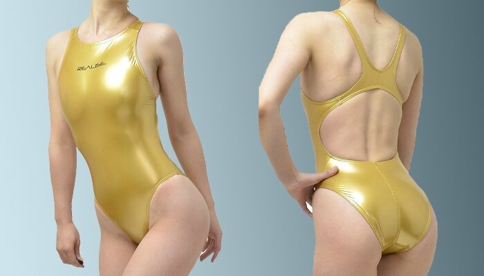 Maillot Rubber N-008sh Gold