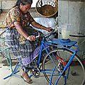 Machine à pédales, nouvel outil pour le développement rural !