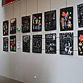 Atelier arts graphiques à l'école primaire duchesse anne (rennes) - bis