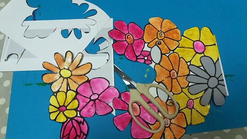 237_Masques_Fleurs et papillons (25)