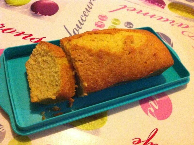 cake amande
