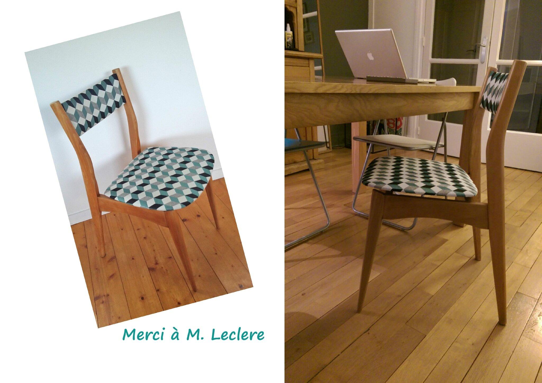 Chez M. Leclere