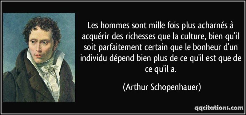 Citation sur l'importance de la culture