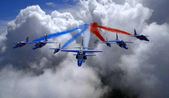 patrouille de France alpha jet armée de l'air