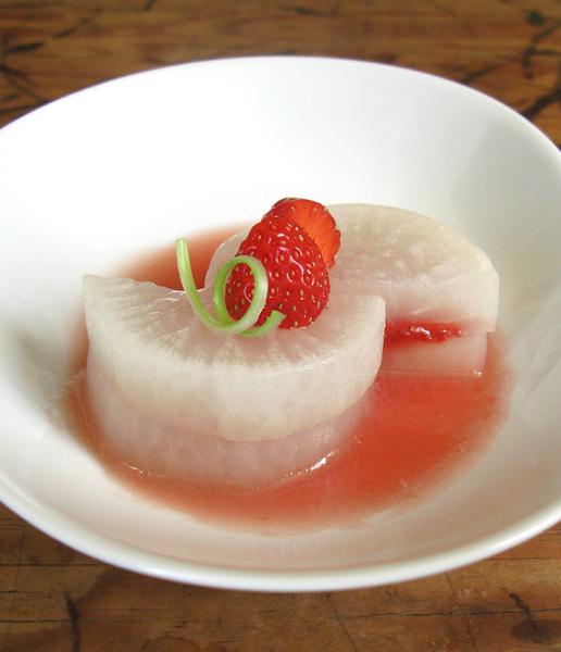 macaron radis fraise3