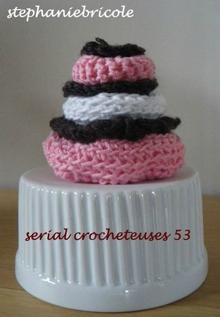 gateau crochet - 17 septembre 2010