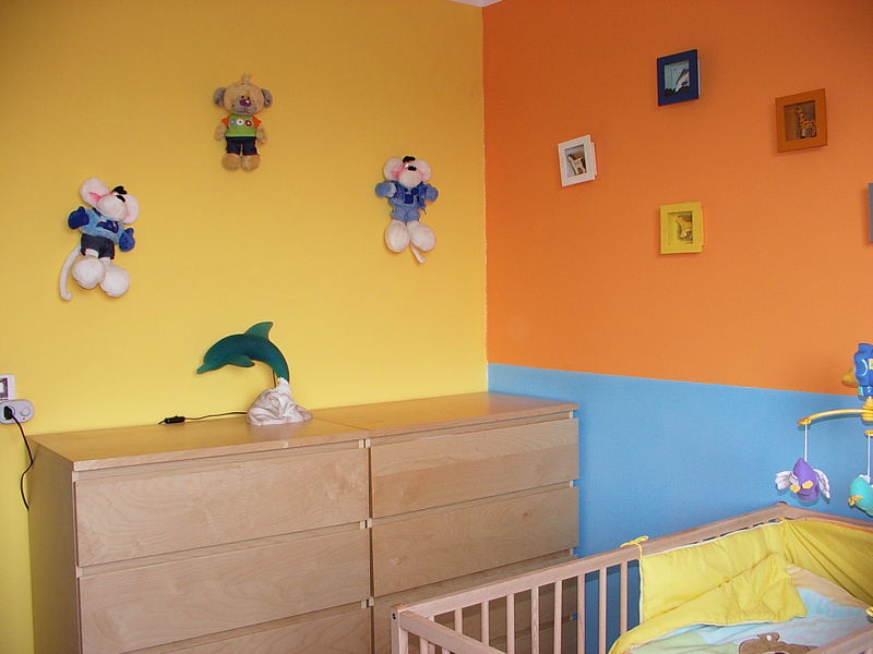 Awesome Chambre Jaune Pour Bebe Contemporary - House Design ...