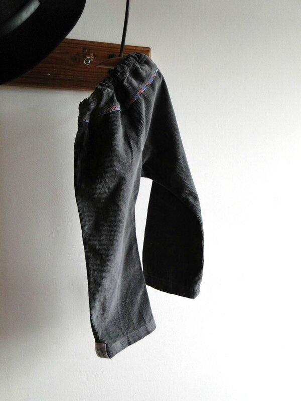 pantalon Les Bêtes de Céline