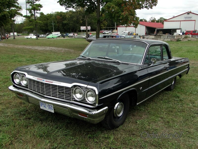 chevrolet bel air 2door sedan 1964 a
