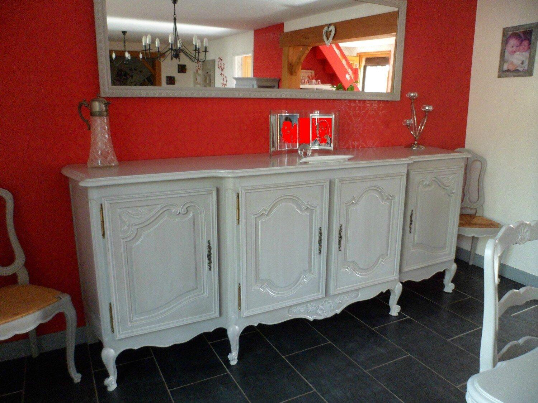 Une jolie salle manger r gence relook meubles62 for Jolie salle a manger