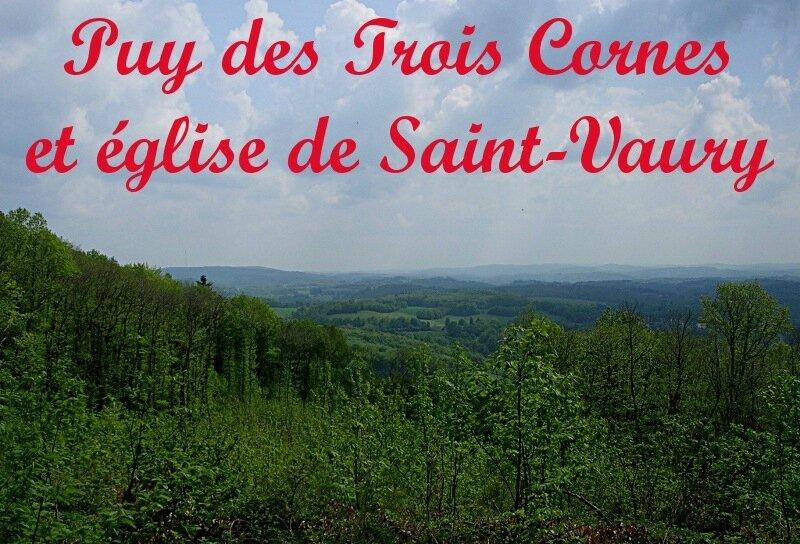 St Vaury-Puits des 3 Cornes