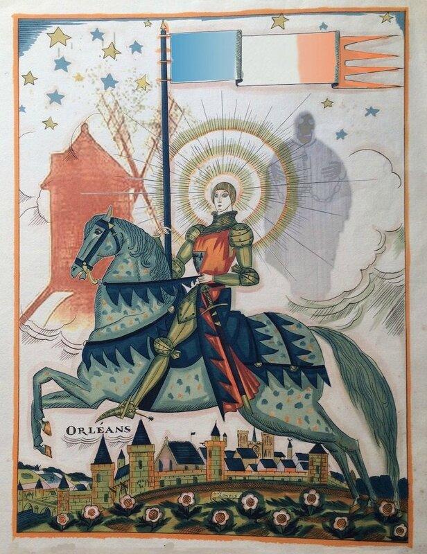 canonisation de Jeanne d'Arc_5