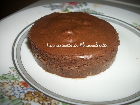 Mini entremet Chocolat cookies copy