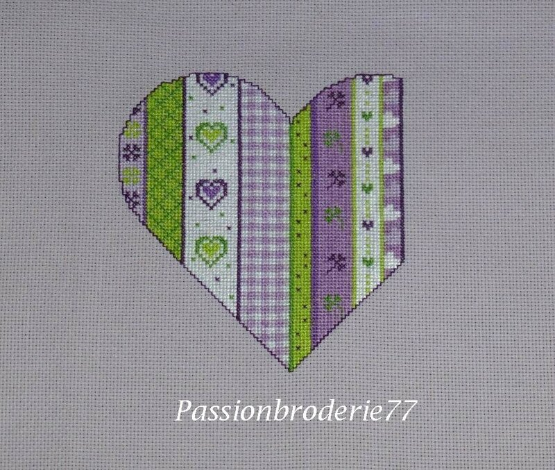 Corinne Passion Broderie
