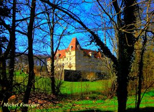 chateau de St Marcel Bel accueil