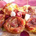 Gâteaux aux pommes ( version individuelle