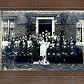 TRELON-Mariage en 1928