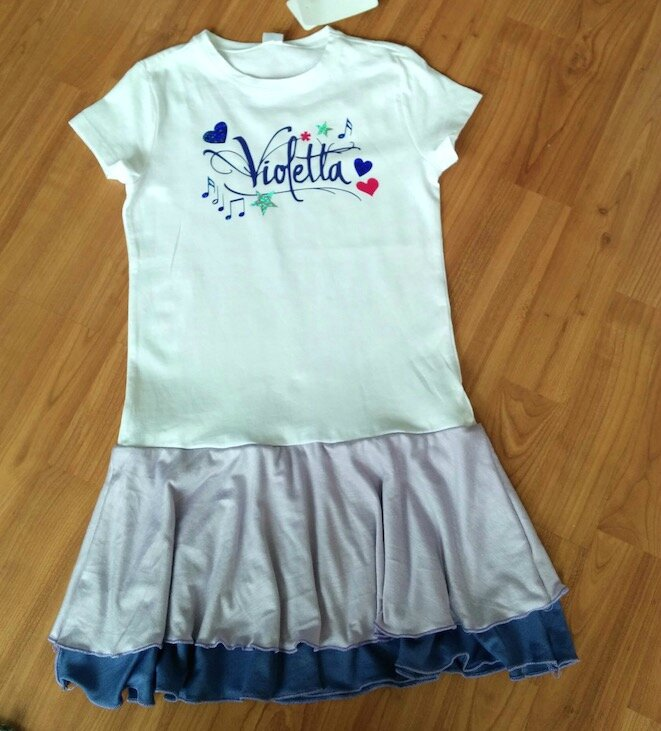Robe Violetta - copie
