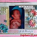 2012 06 scrapbooking - Chloé 2009 2010 - page 10