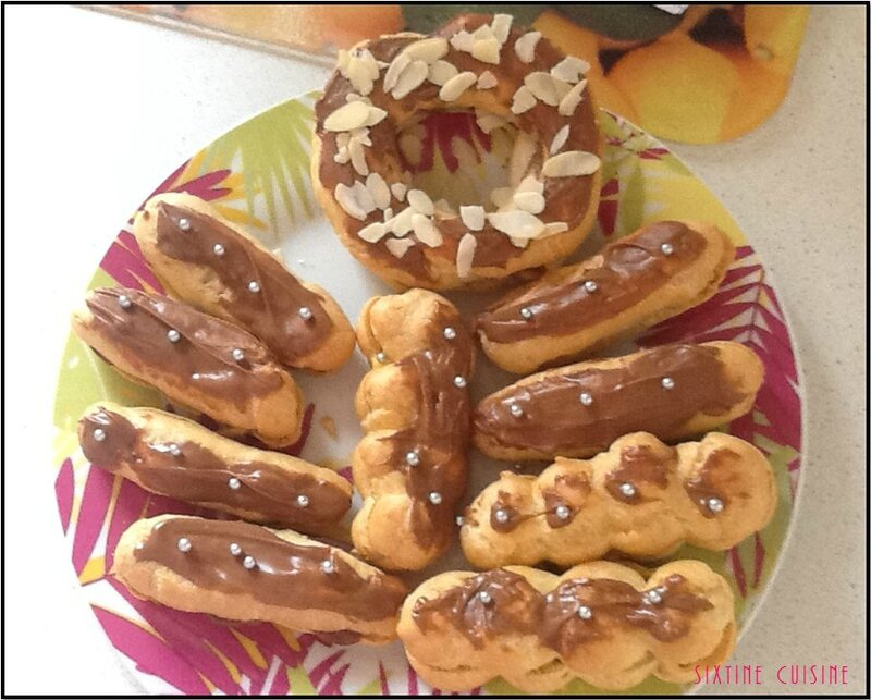 Eclairs 1