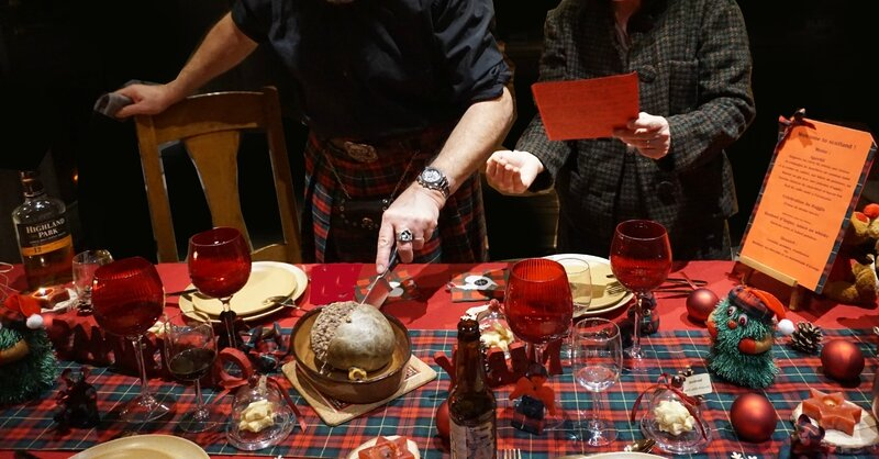 celebration haggis
