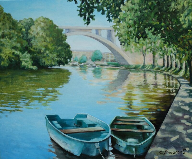 Pont de Nogent