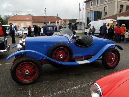 DONNET ZEDEL Sport G 1926 La Ronde Saulnoise 2010 3