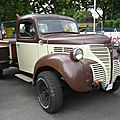 FARGO V8 5.7l Truck 1945 Illzach (2)