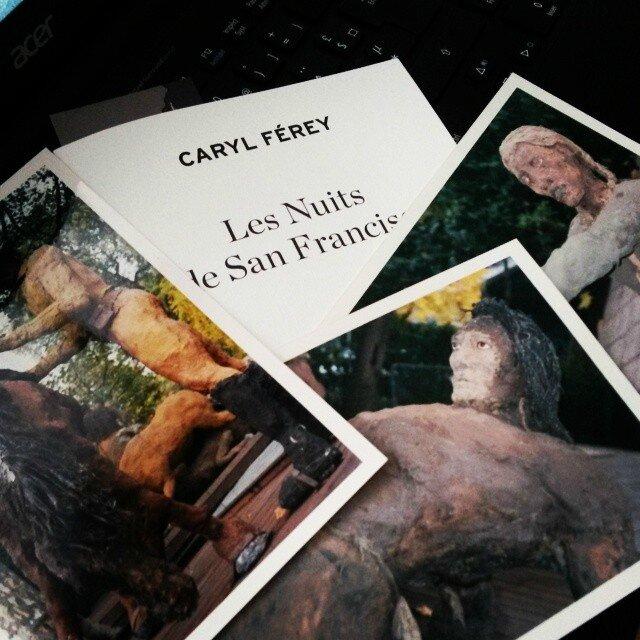 Caryl Ferey les nuits de San Franscico