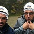 Jénorme et Arnaud prêts pour La Verna (64)