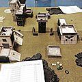 Rapport de bataille : arrivée sur armageddon secundus
