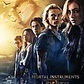 The Mortal Instruments New Poster