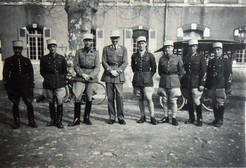 Tarbes Brigade GRIBIUS