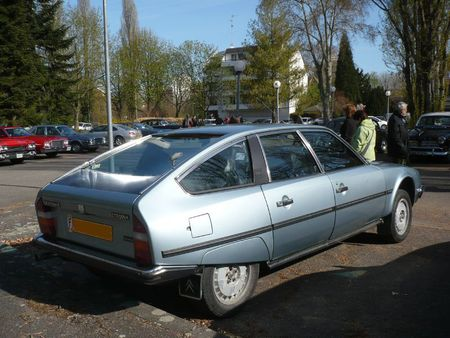 CITROËN CX 25 Pallas IE automatic Strasbourg - PMC (2)