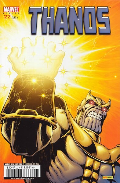marvel mega hs 22 thanos